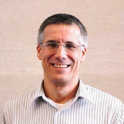 headshot of Dr. Bruce Blanchard