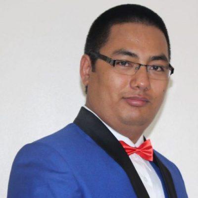 headshot of Dr. Roman Shrestha
